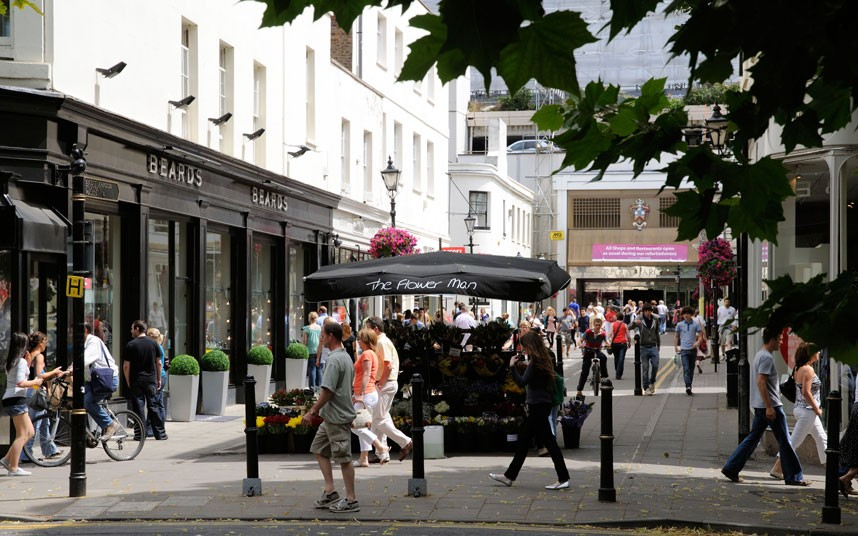 Restaurants In Cheltenham City Centre
